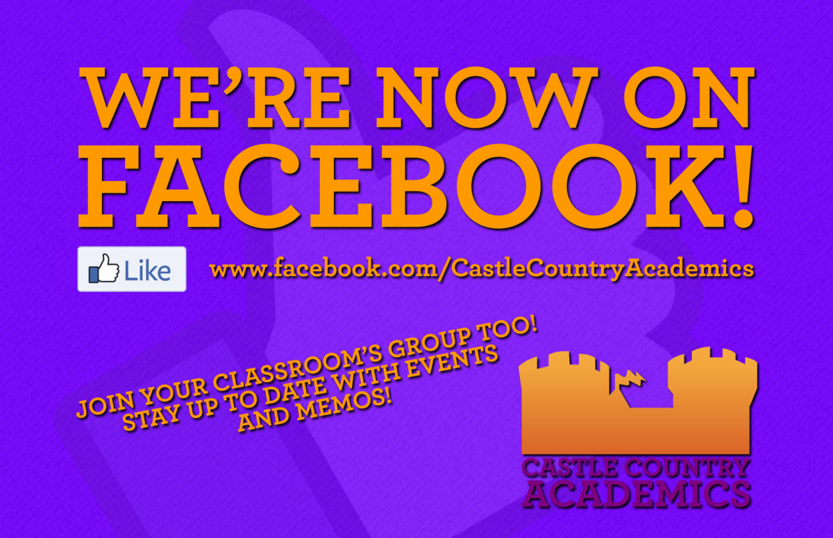 Castle Country Academics is now on Facebook!