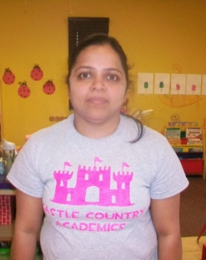 Bahavana Reddy. Lead Teacher