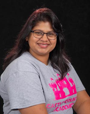 Vibha  Dandotkar. Pre K 1 Lead Teacher